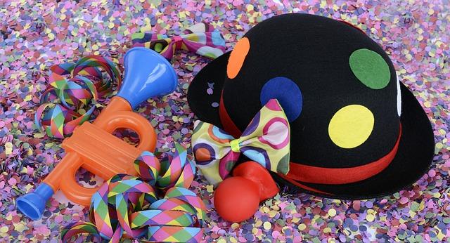 Karneval, Fasching, logobile, logopädischer Praxisgemeinschaft Broekmann & Schrödter GrR, Logopädie in Castrop-Rauxel, Sprachtherapie in Castrop-Rauxel